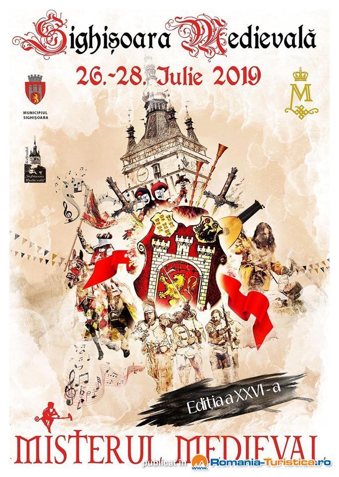 Festivalul Sighisoara Medievala 2019