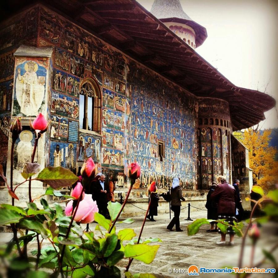 Mănăstirea Voroneț, Capela Sixtină din nordul Moldovei