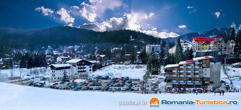 Statiunea Turistica Predeal - iarna