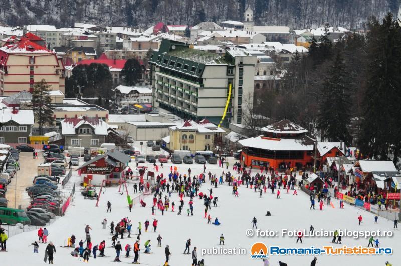 Partie de schi Vatra Dornei