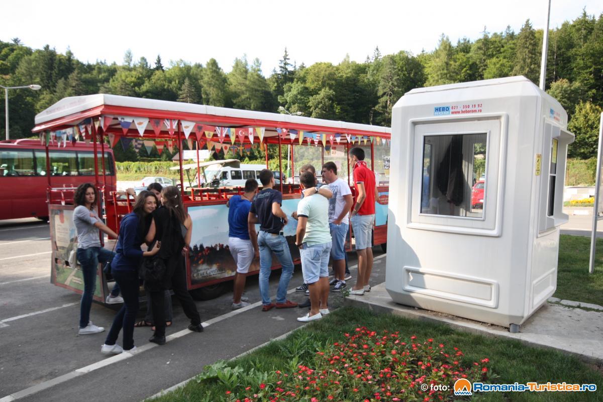 Baza sportiva de la Poalele Cetatii Rasnov