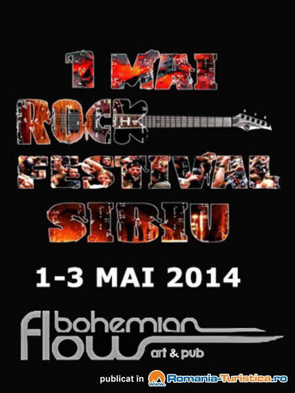 Sibiul convoaca rockerii la munca la '1 Mai Rock Festival'