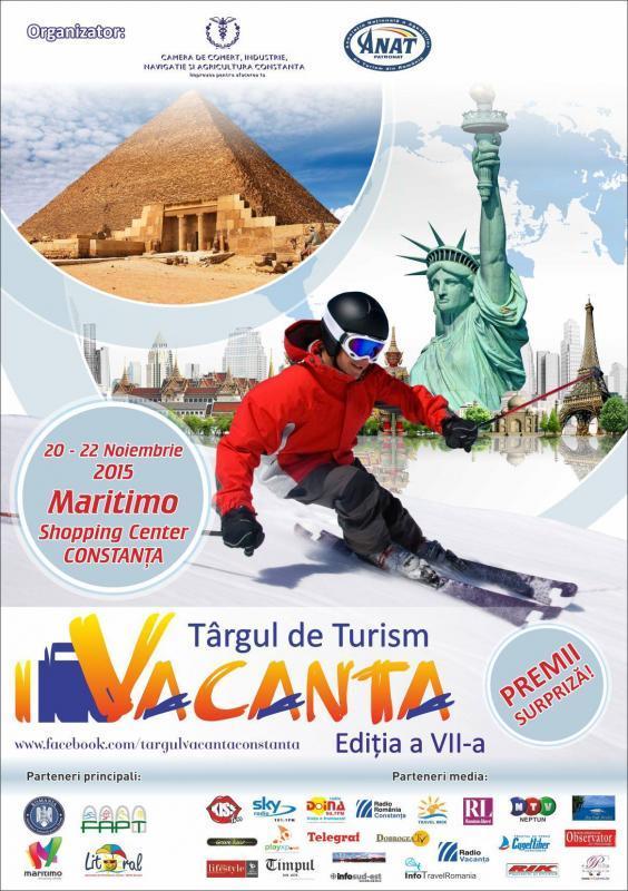 Târgul de Turism VACANȚA - Constanța 2015